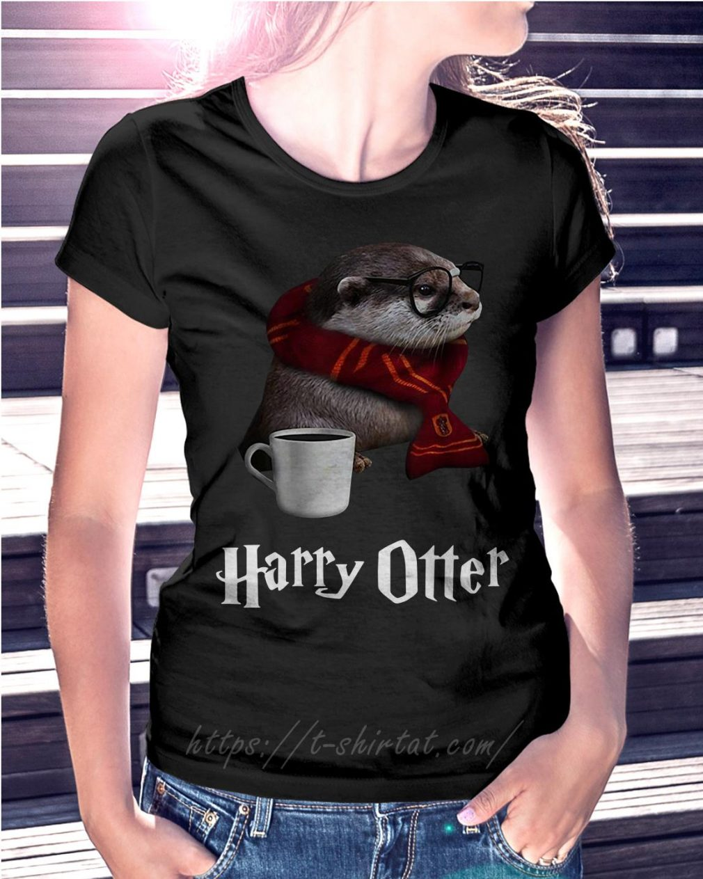 Harry Potter Harry Otter