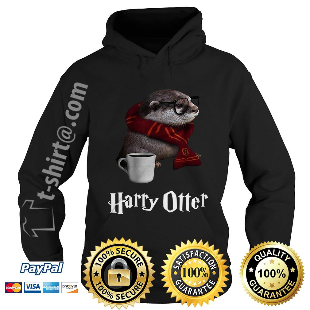 Harry Potter Harry Otter Hoodie