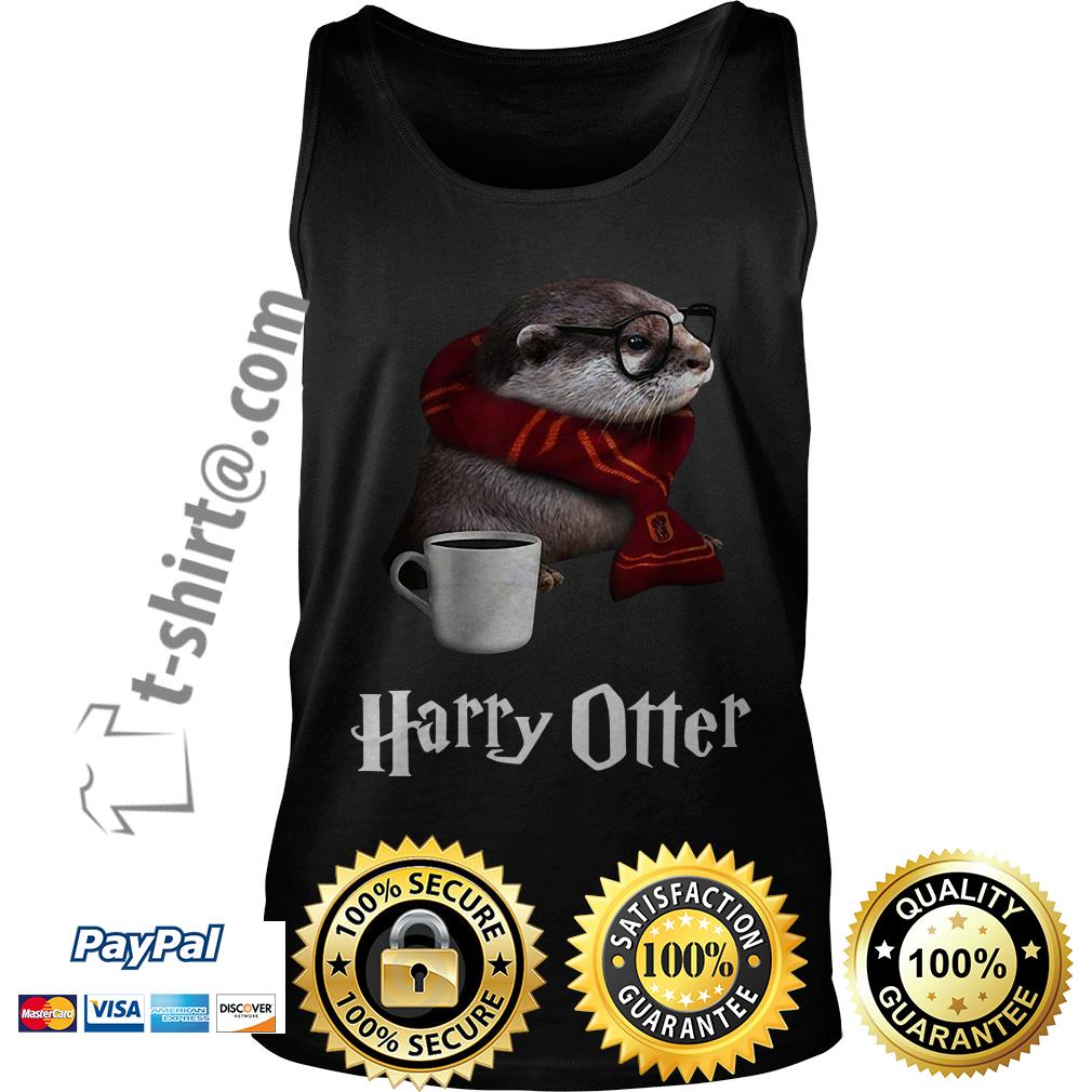 Harry Potter Harry Otter Tank top
