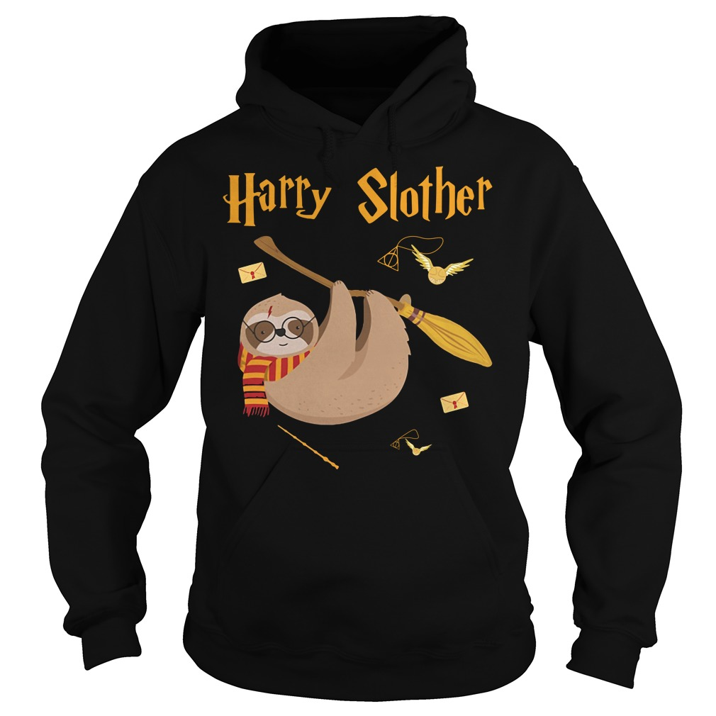 Harry Potter Harry Slother Hoodie