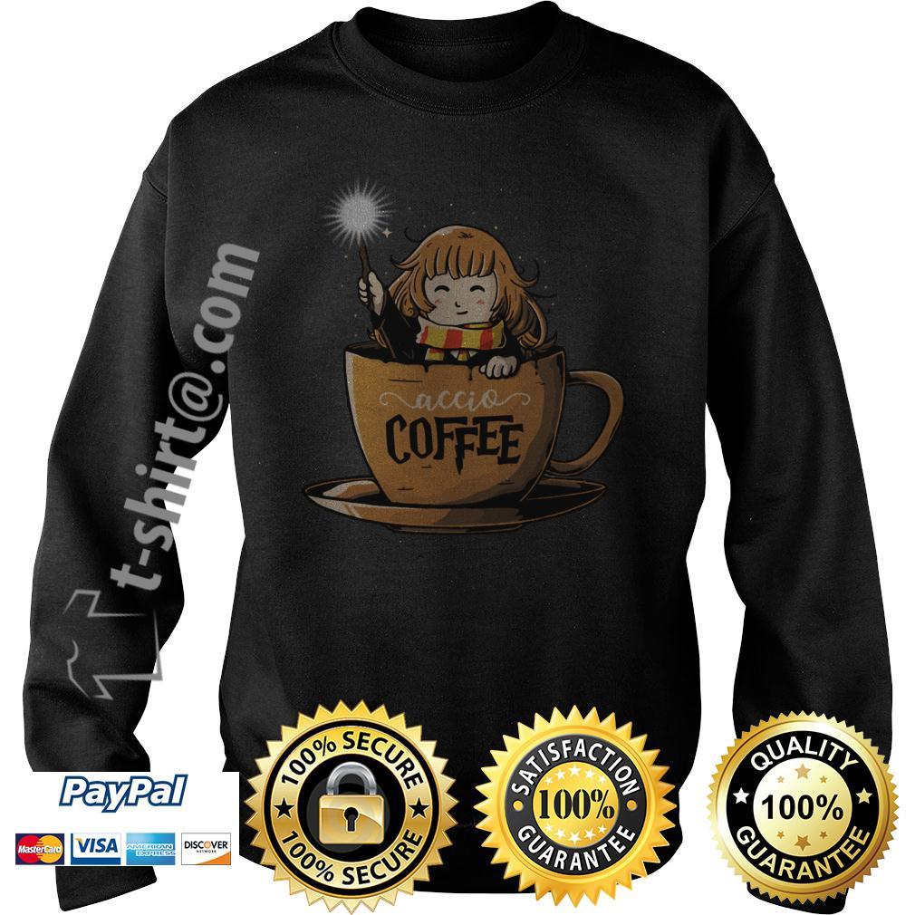 Hermione Harry Potter Accio coffee Sweater
