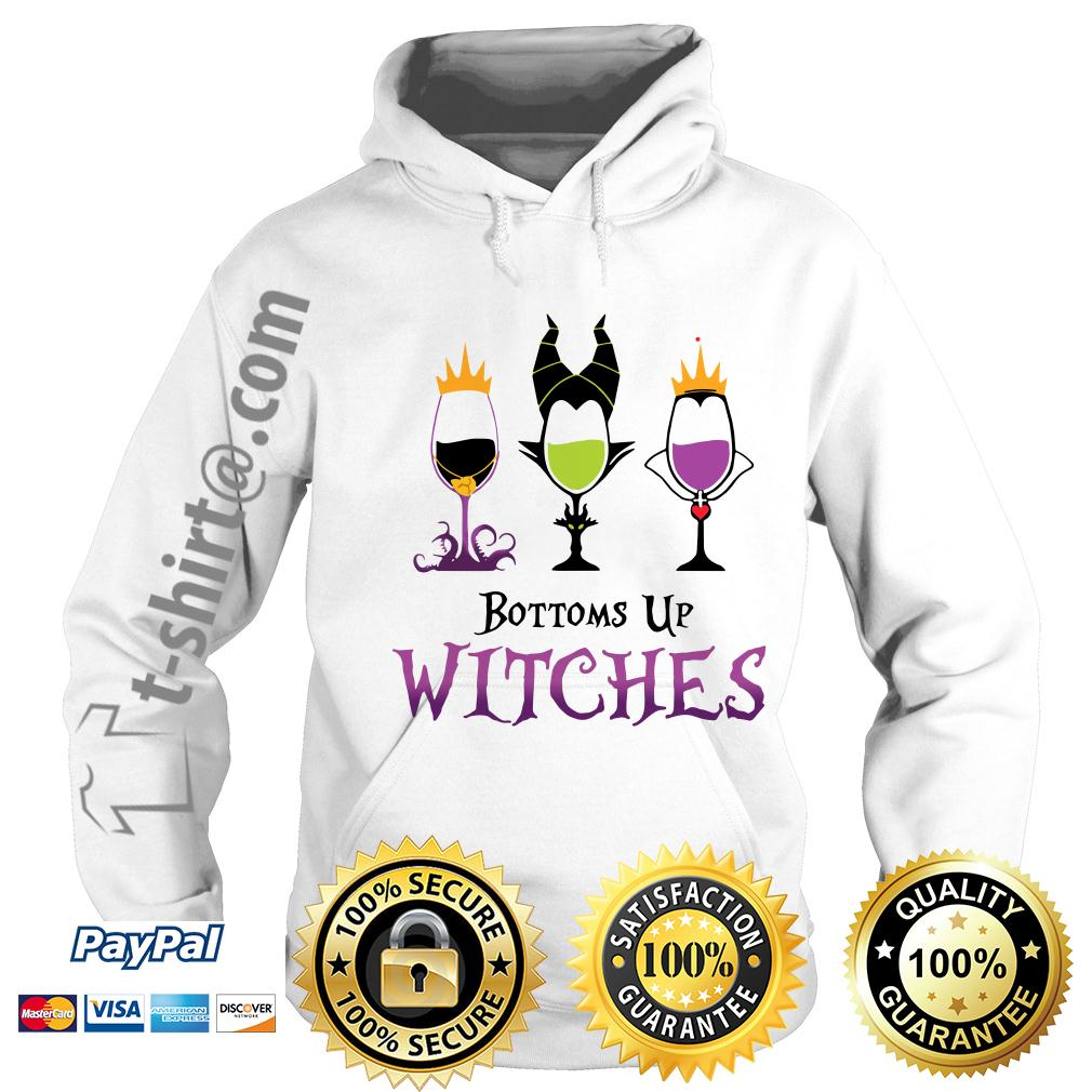 Hocus Pocus bottoms up witches Hoodie