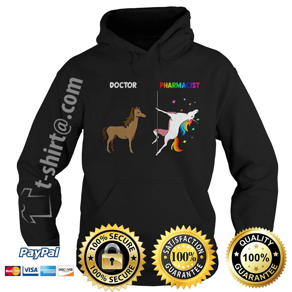 Horse doctor and unicorn pharmacist Hoodie