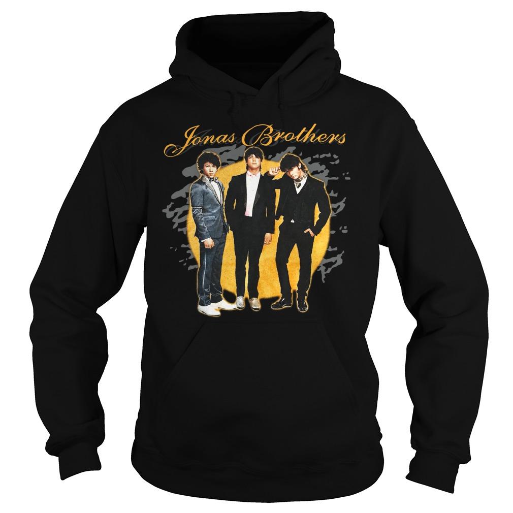 Jonas Brothers concert Hoodie