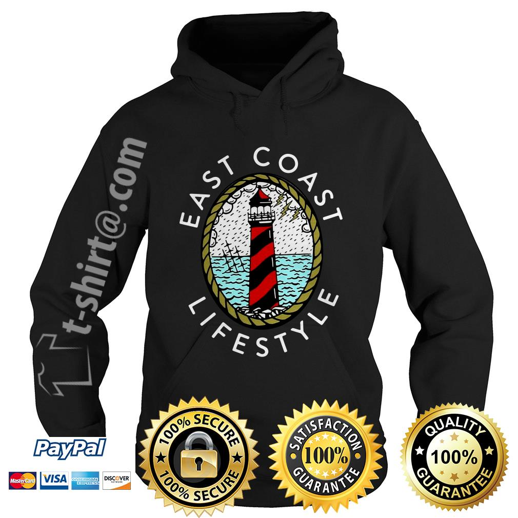 Lighthouse east coast life style Hoodie