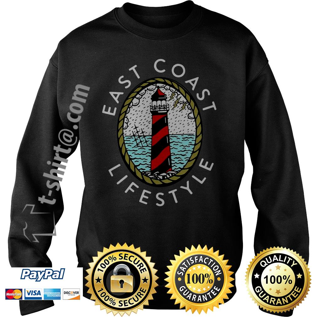 Lighthouse east coast life style Sweater