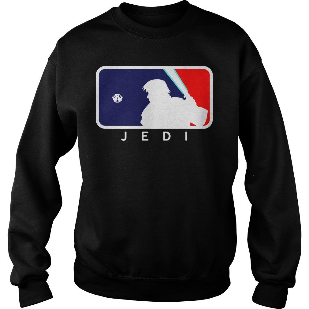 Major league Jedi Sweater