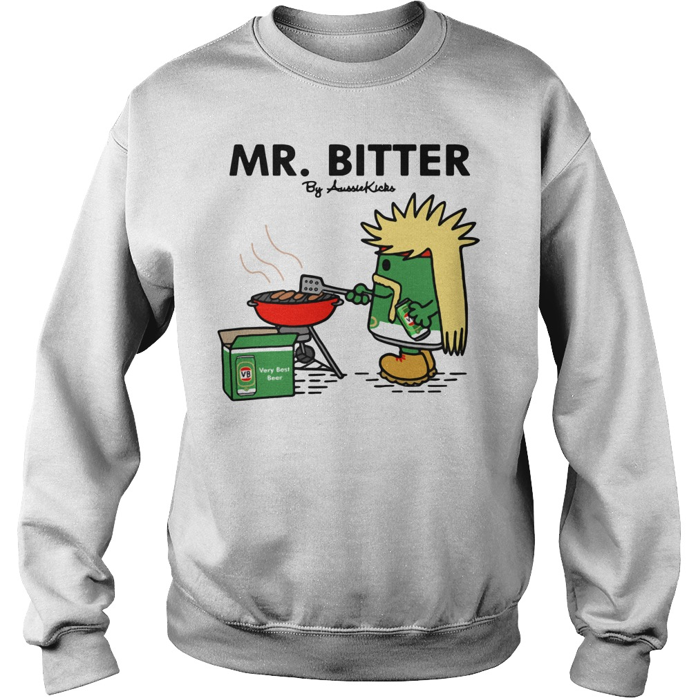 Mr Bitter very best beer Sweater