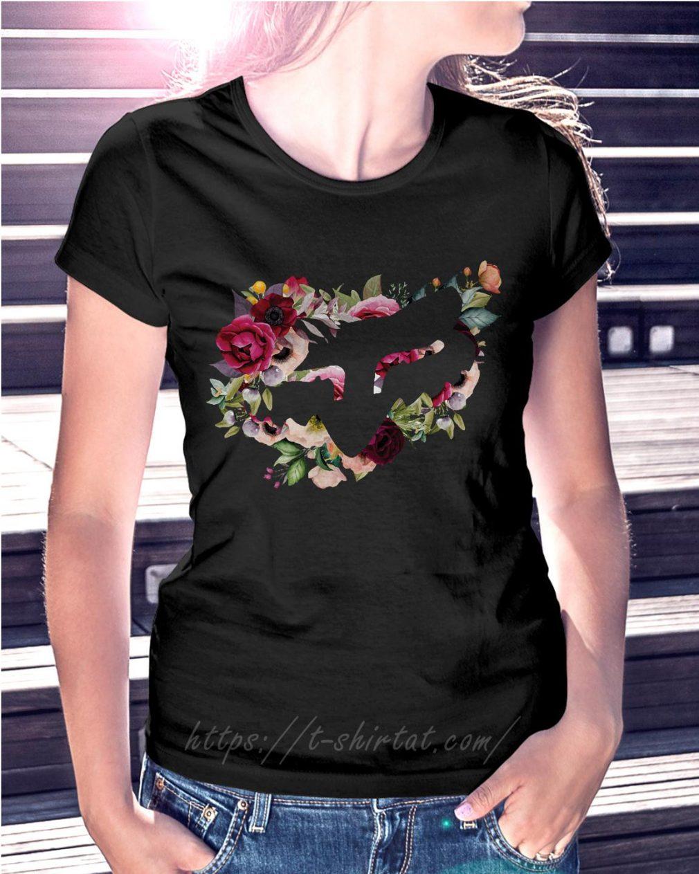 Official Fox flower Ladies Tee