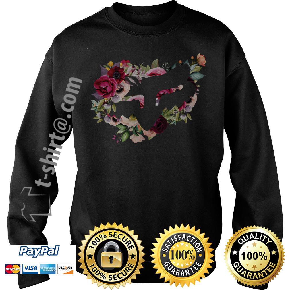 Official Fox flower Sweater