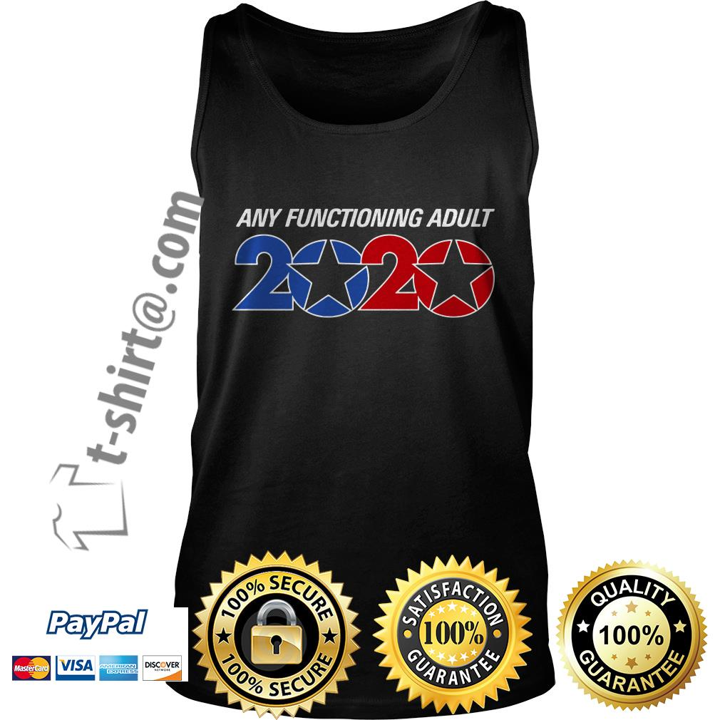 Official George Takei any functioning adult 2020 Tank top