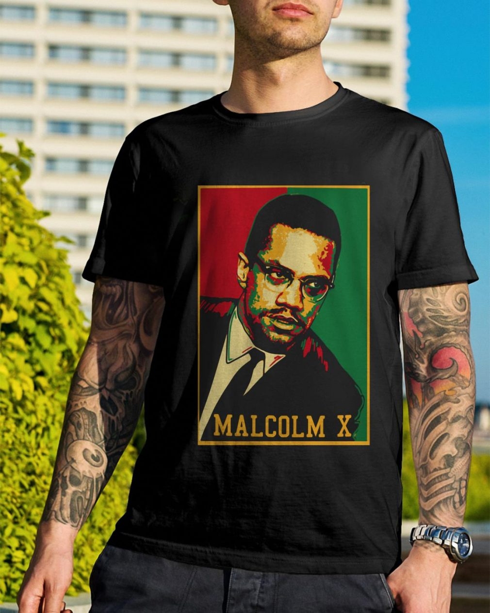 Official Malcolm X shirt