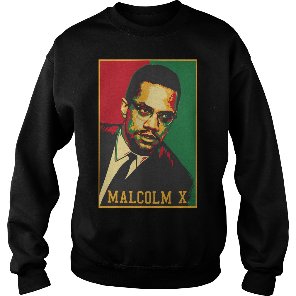 Official Malcolm X Sweater
