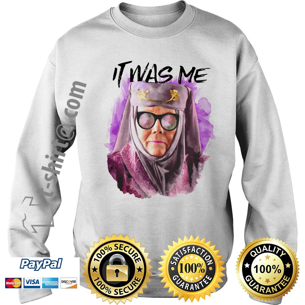 Olenna Tyrell Game Of Thrones it was me Sweater