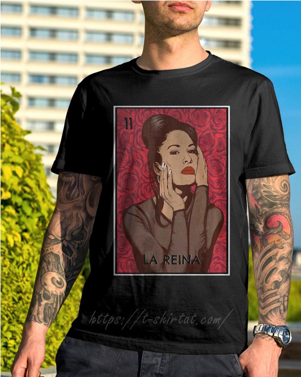 Selena Quintanilla La Reina shirt