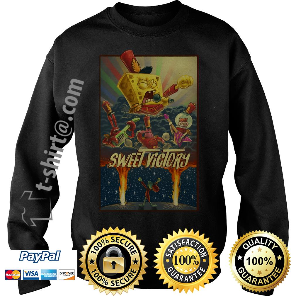 SpongeBob SquarePants sweet Victory Sweater