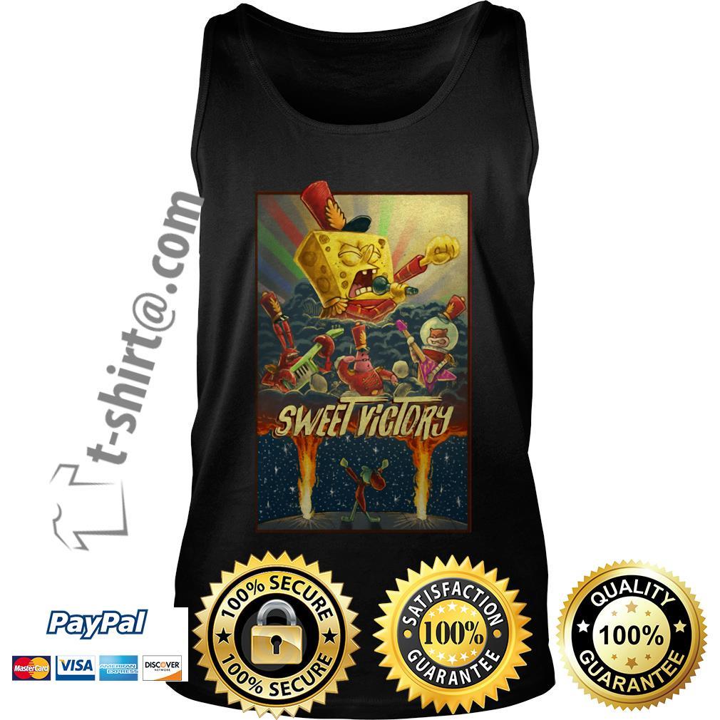 SpongeBob SquarePants sweet Victory Tank top