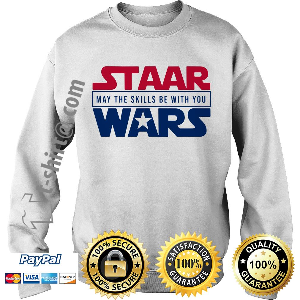 STAAR Wars may the skills be with you Sweater