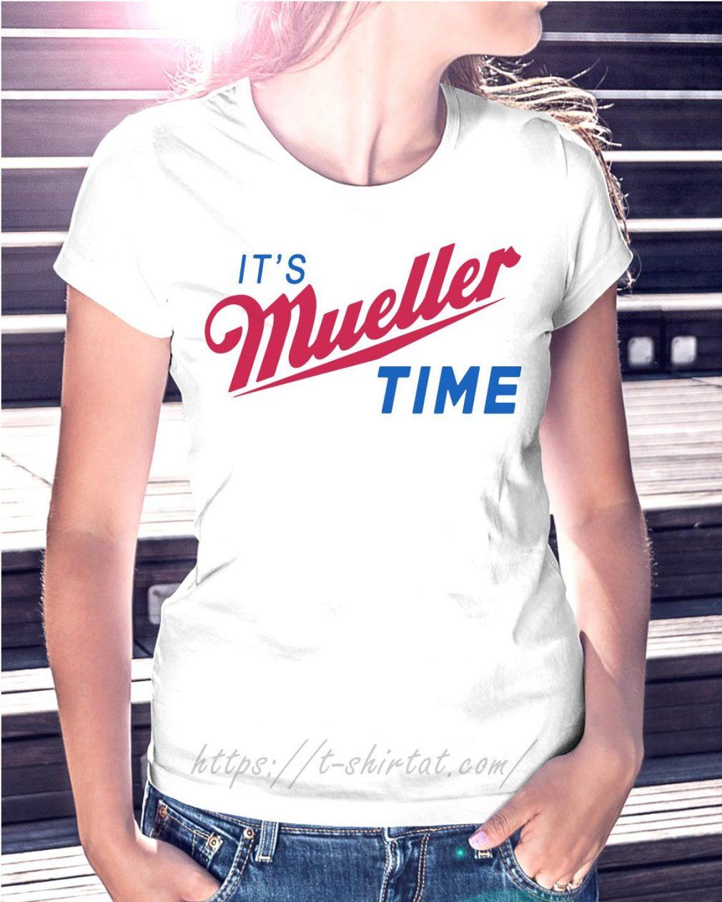 Trump and Mueller it's Robert Mueller time resist Anti Trump