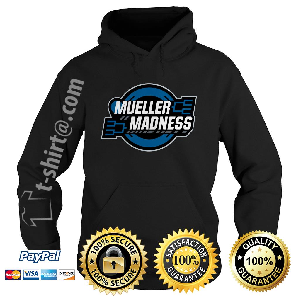 Trump and Mueller Madness Parody Hoodie