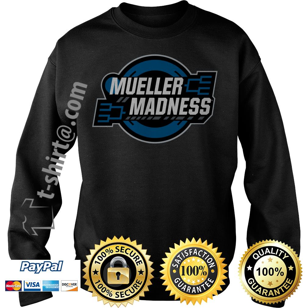 Trump and Mueller Madness Parody Sweater