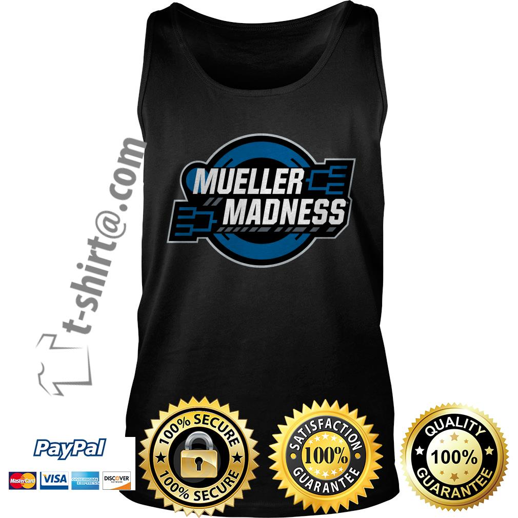 Trump and Mueller Madness Parody Tank top