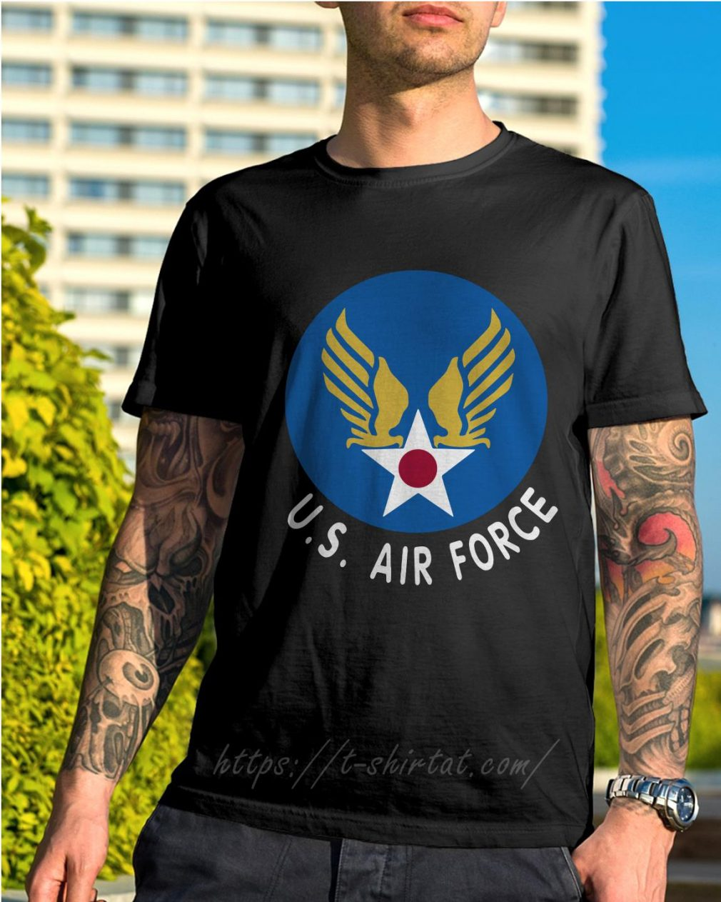 United States air force shirt