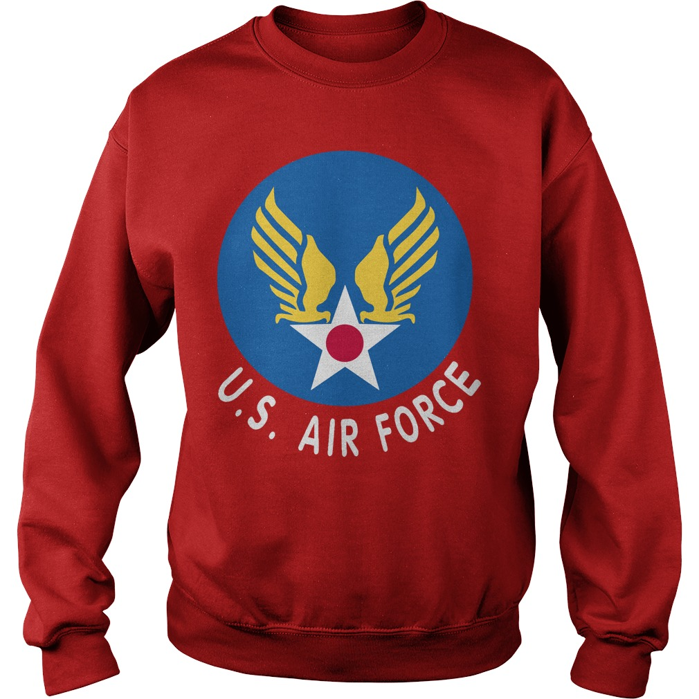 United States air force Sweater