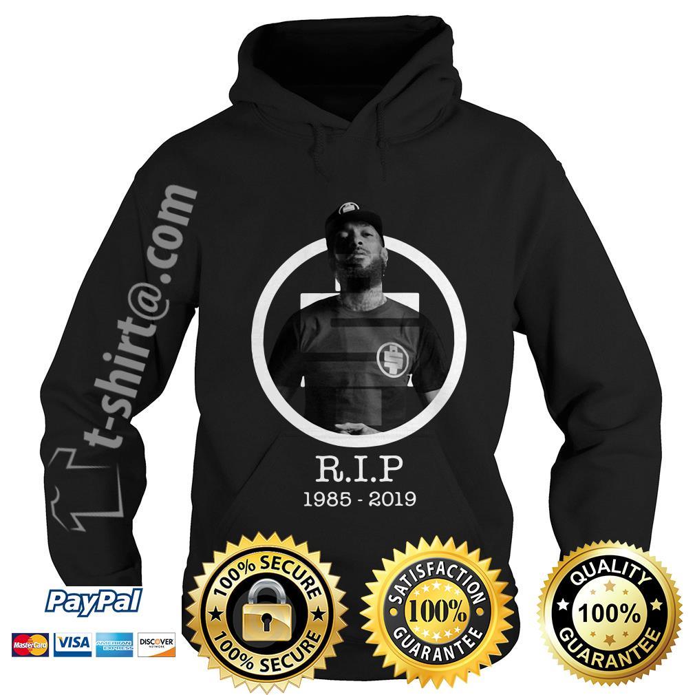 All Money In RIP Nipsey Hussle 1985-2019 Hoodie