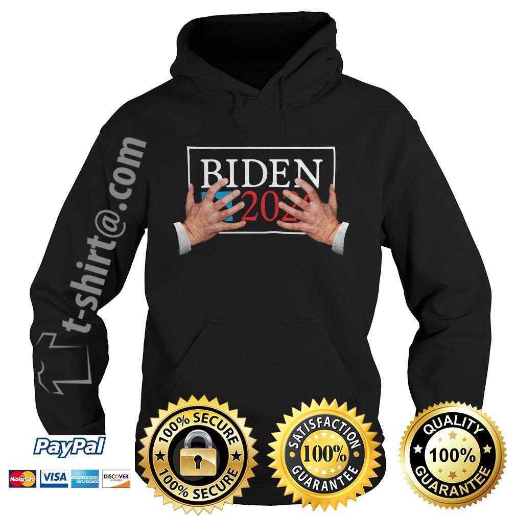 Biden 2020 hand Hoodie