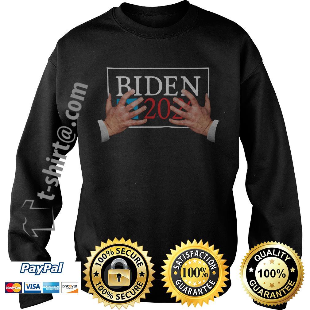 Biden 2020 hand Sweater