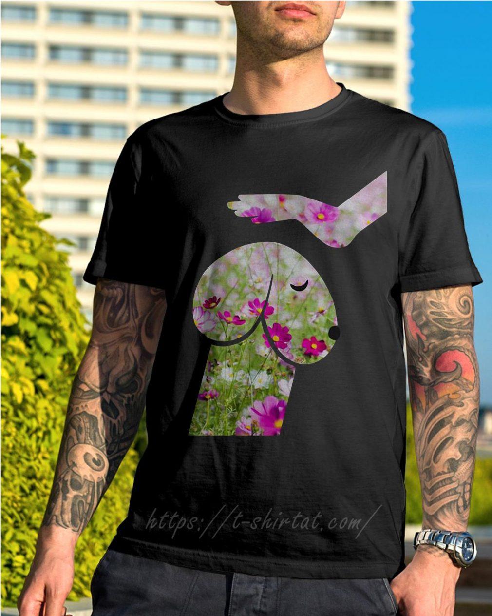Cosmos seeds dickhead dog noma bar shirt