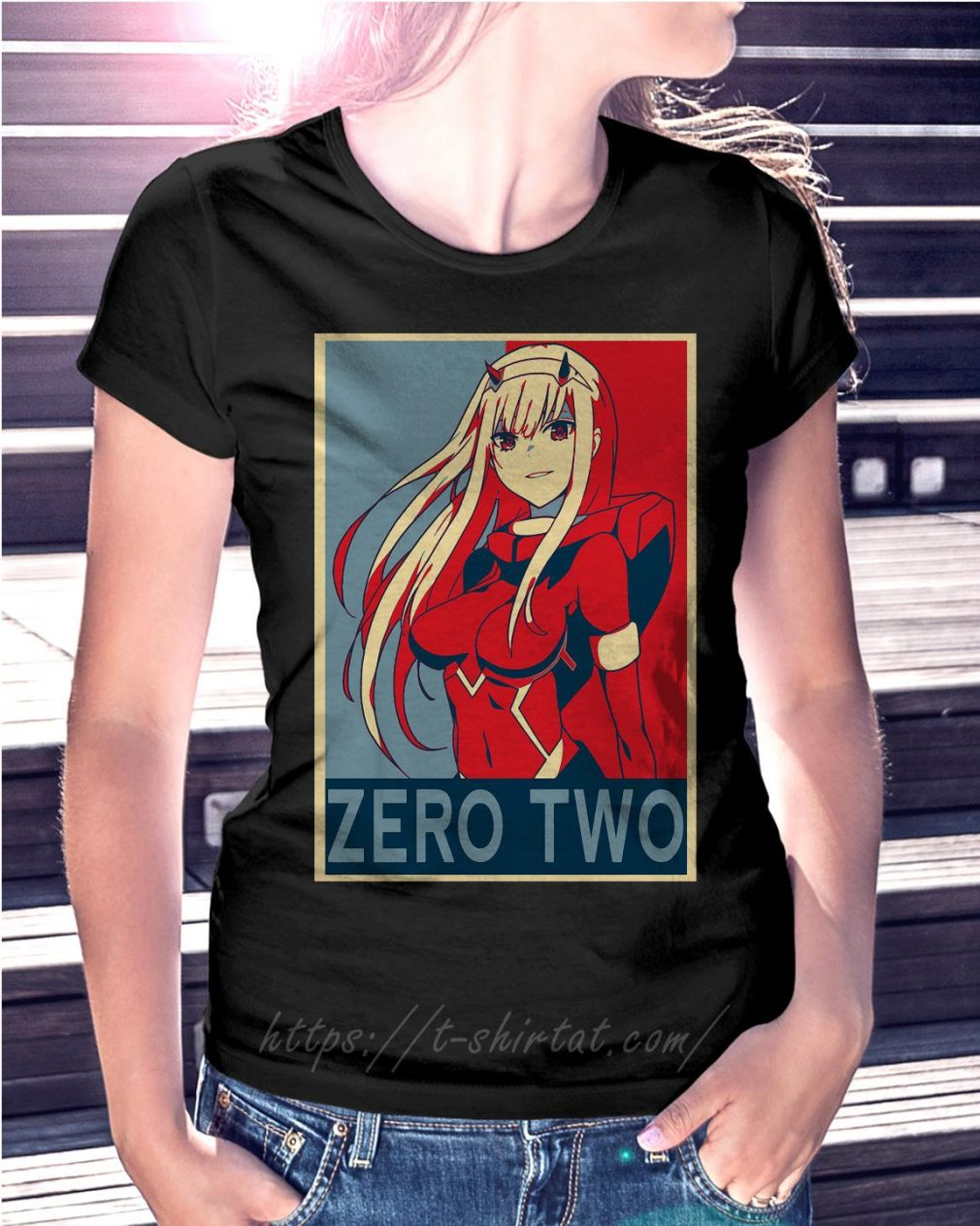 Darling in the Franxx Zero Two