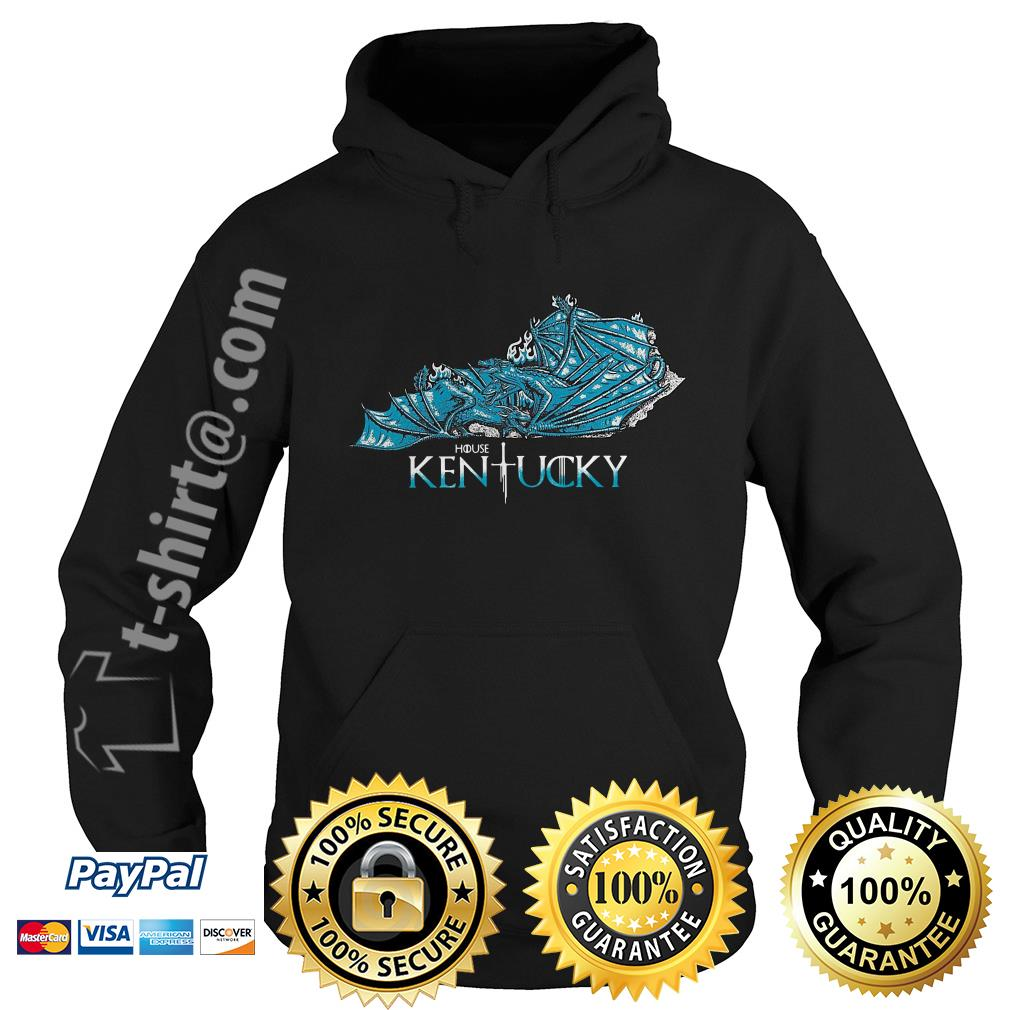 Dragon house Kentucky Hoodie