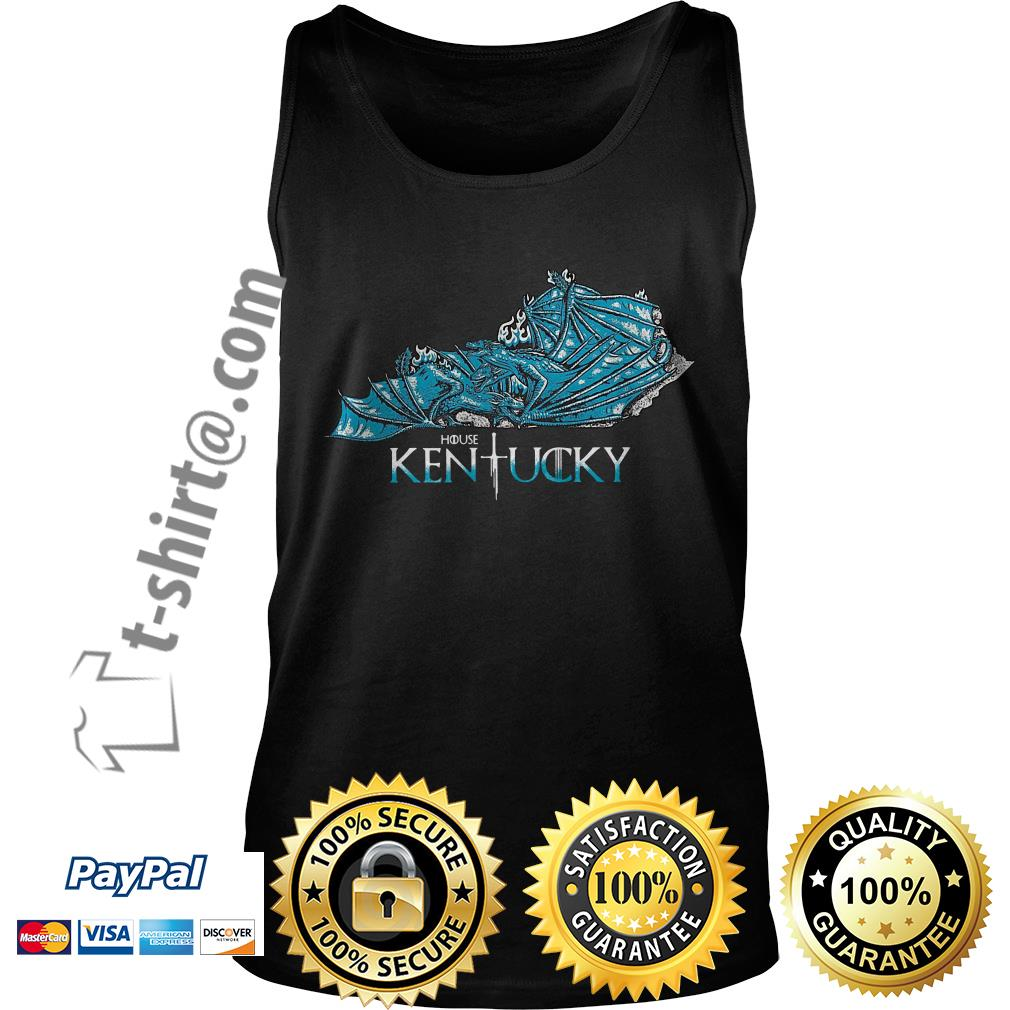 Dragon house Kentucky Tank top