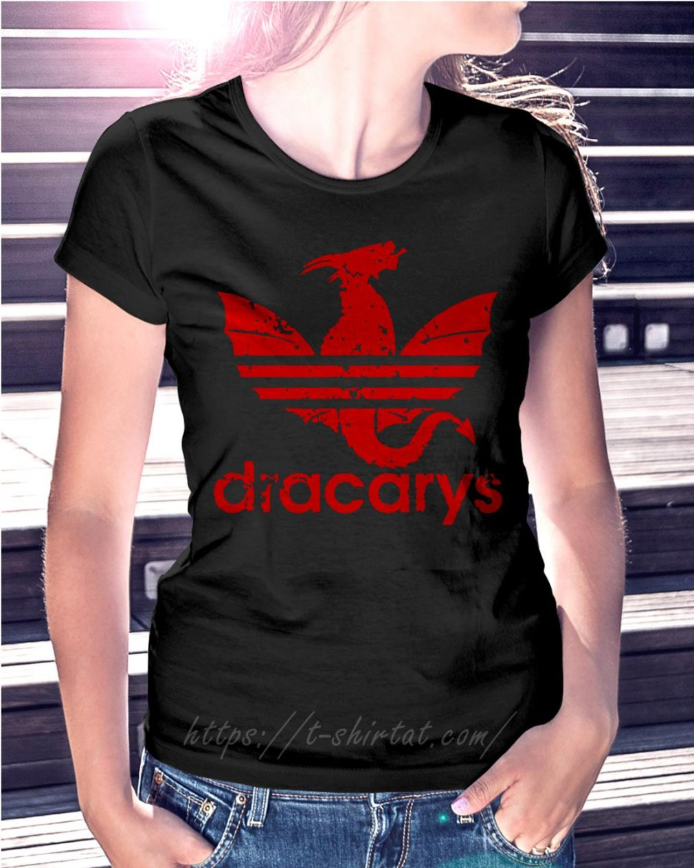 Game of Thrones Adidas Dracarys