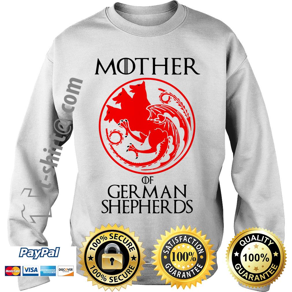 Game of Thrones mother of German shepherds Sweater