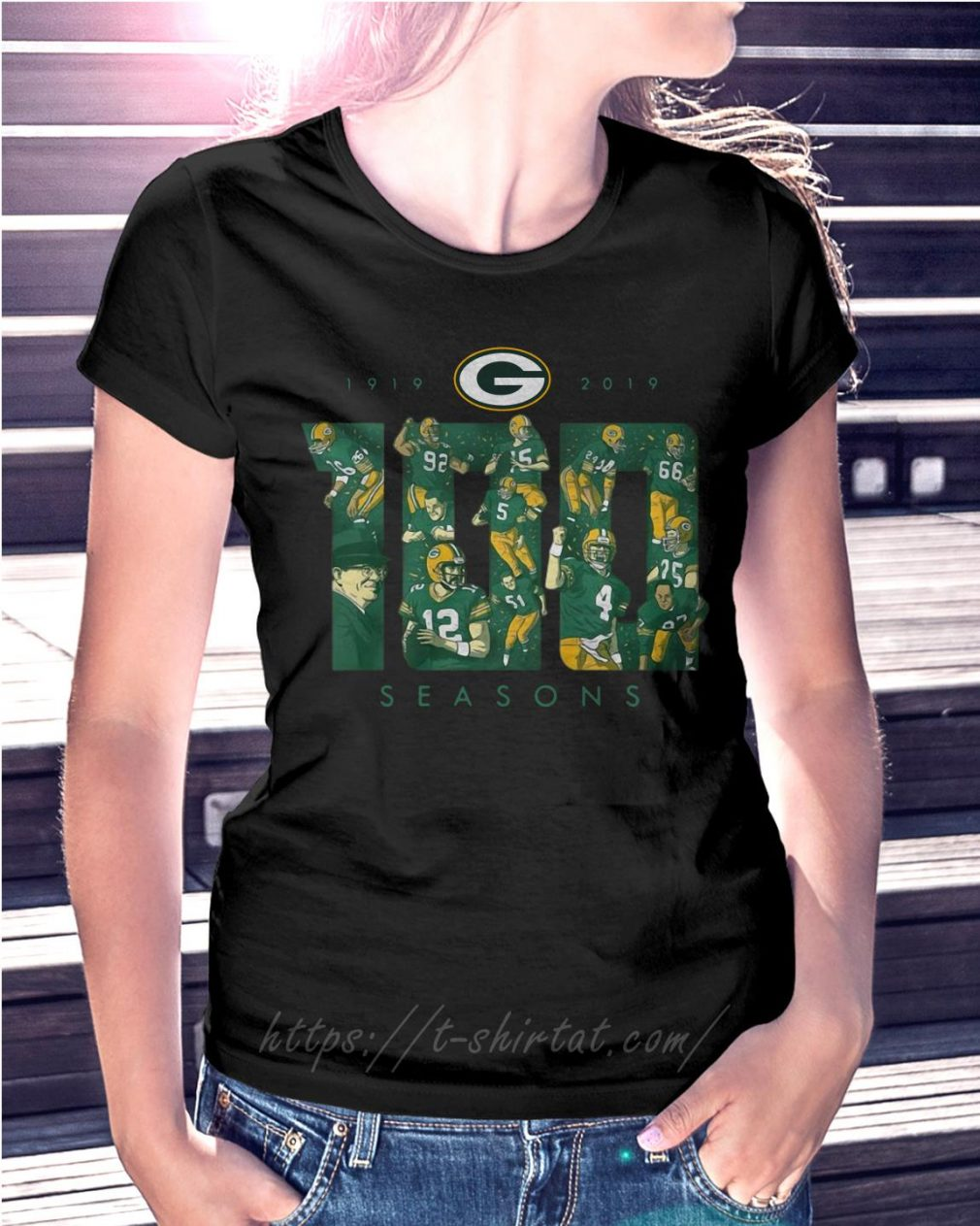 Green Bay Packers 100 seasons 1919-2019