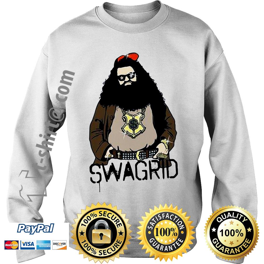 Harry Potter Swag Rubeus Hagrid Swagrid Sweater