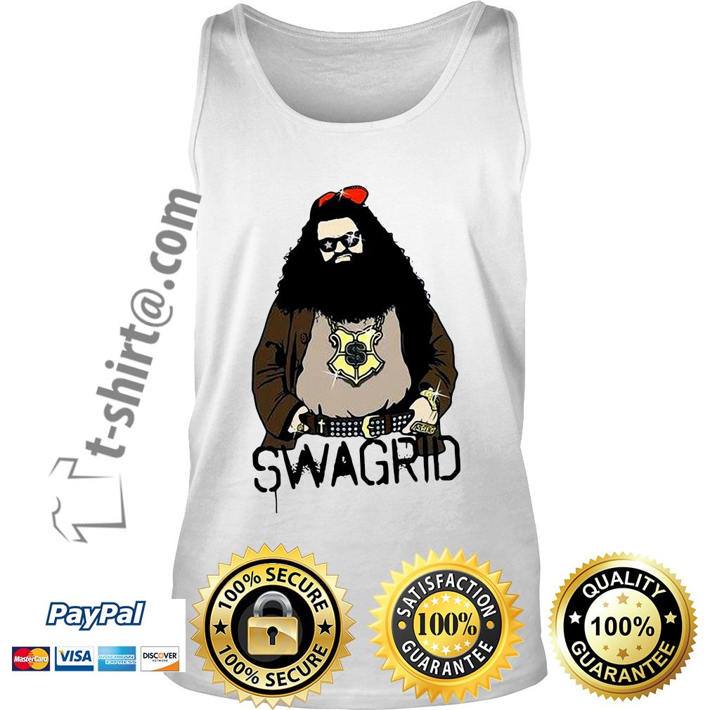 Harry Potter Swag Rubeus Hagrid Swagrid Tank top
