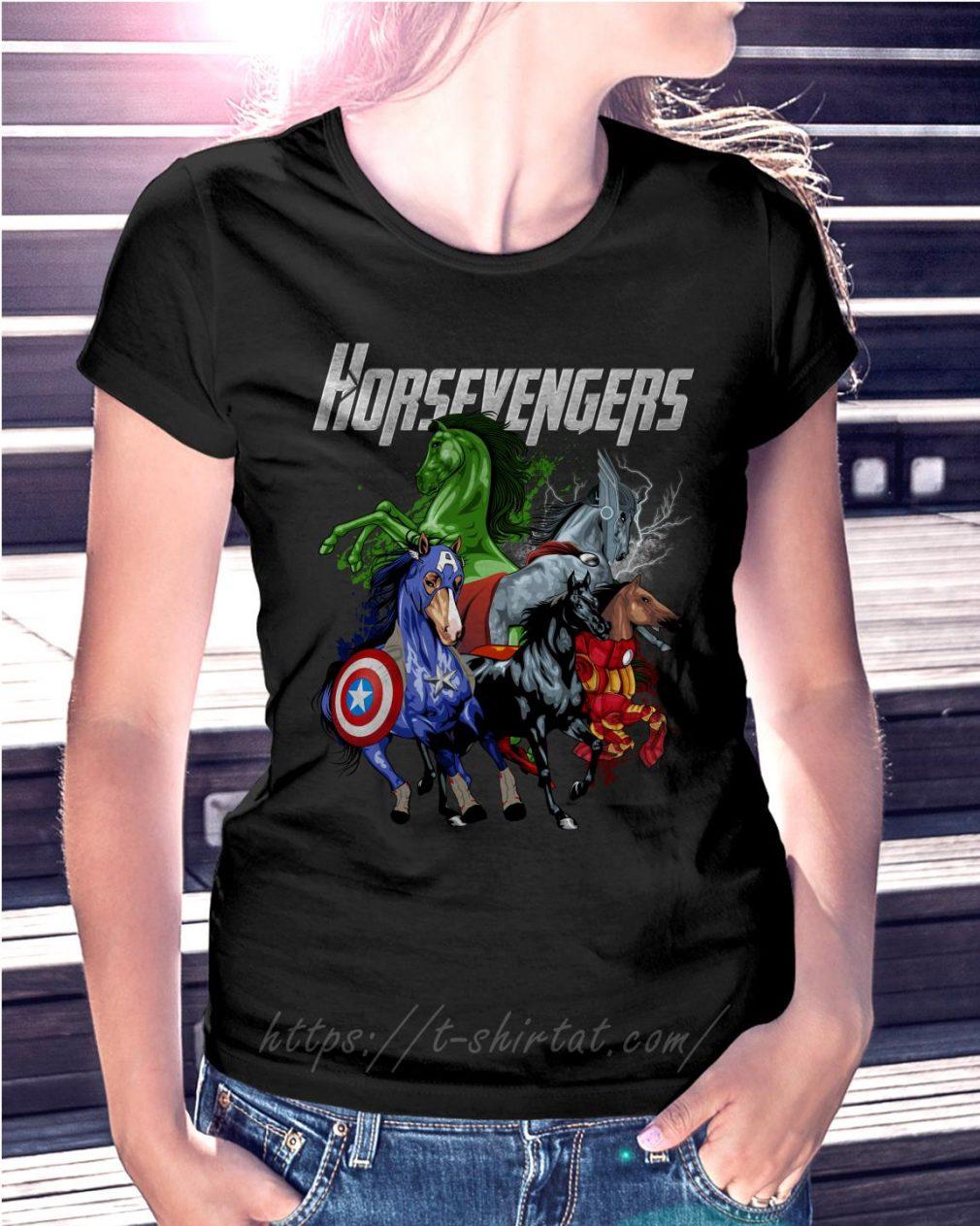 Horsevengers