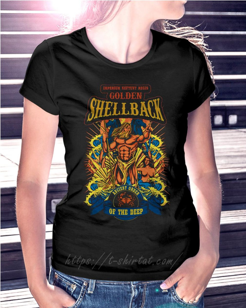 Imperium Neftunt Regis golden shellback ancient order of the deep
