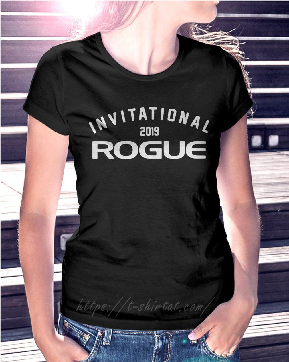 Invitational rogue 2019