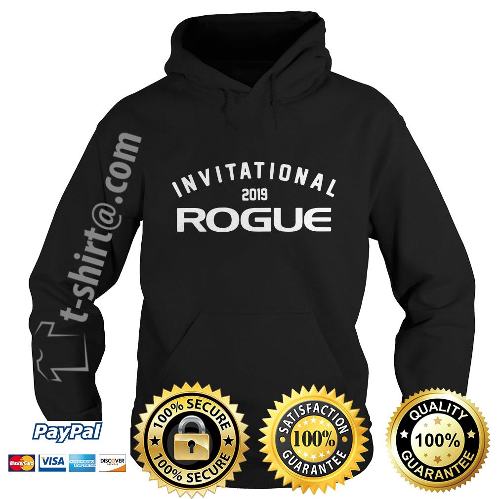 Invitational rogue 2019 Hoodie