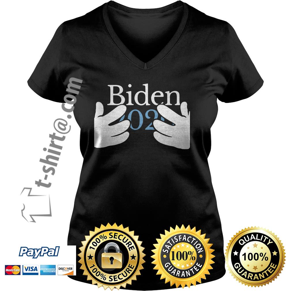 Joe Biden 2020 V-neck T-shirt