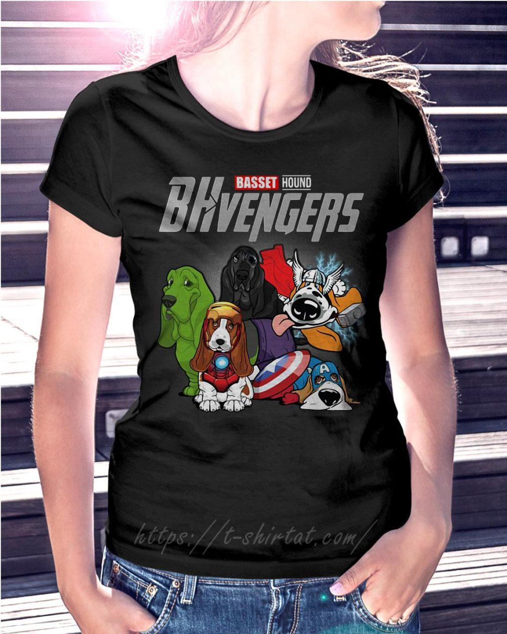 Marvel Basset hound BHvengers