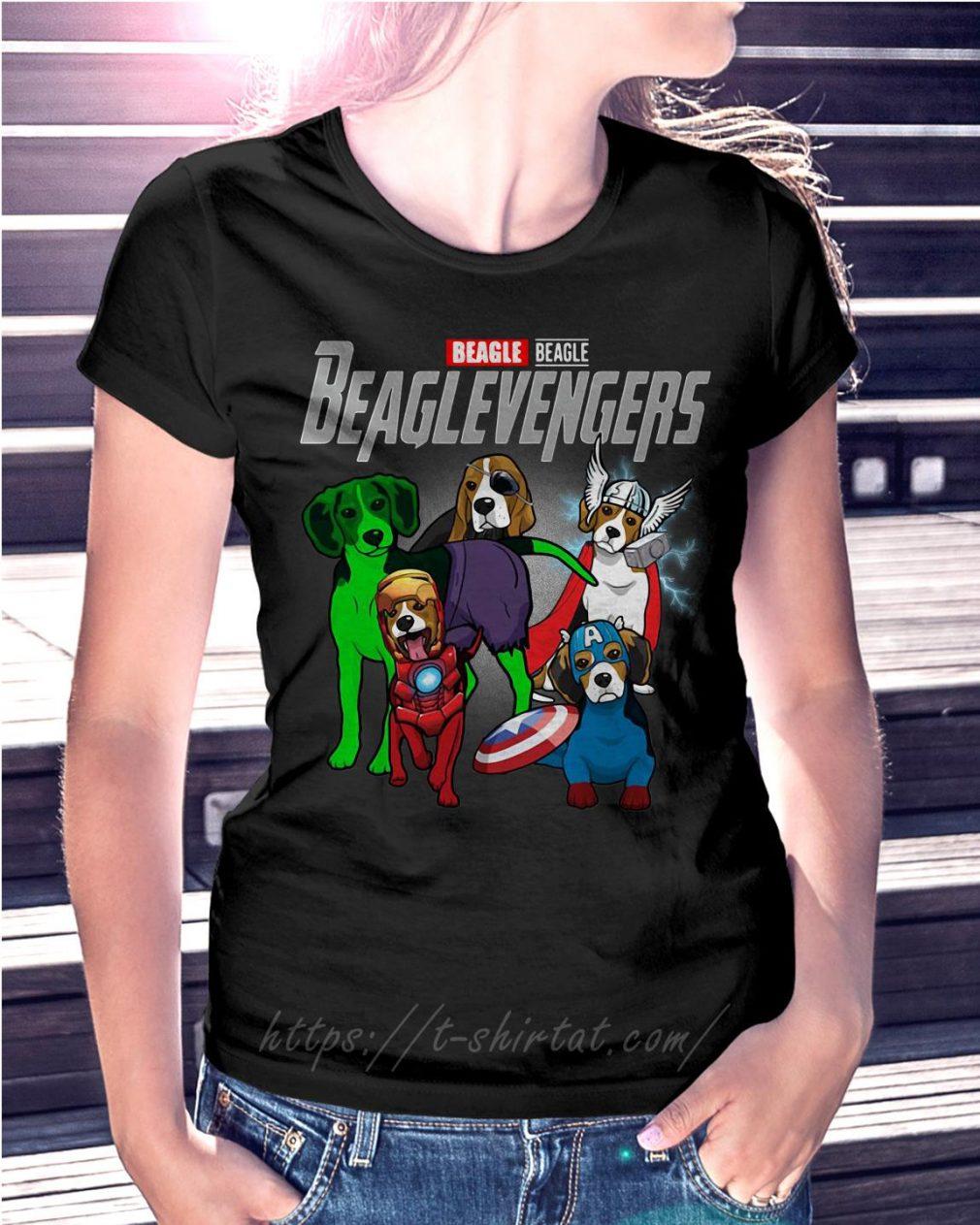 Marvel Beagle Beaglevengers