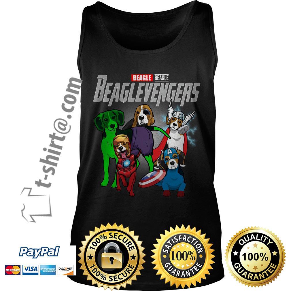 Marvel Beagle Beaglevengers Tank top