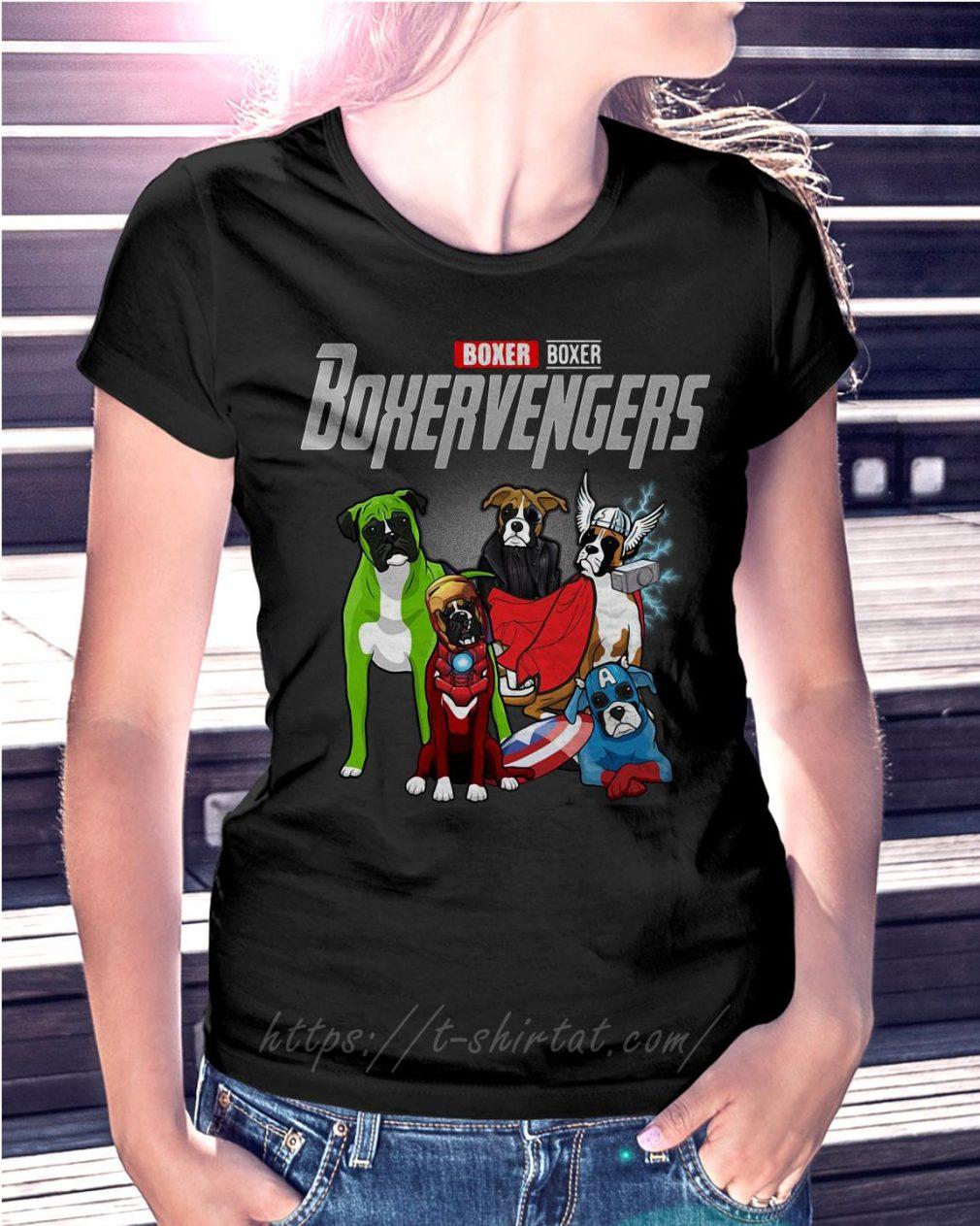 Marvel Boxer Boxervengers
