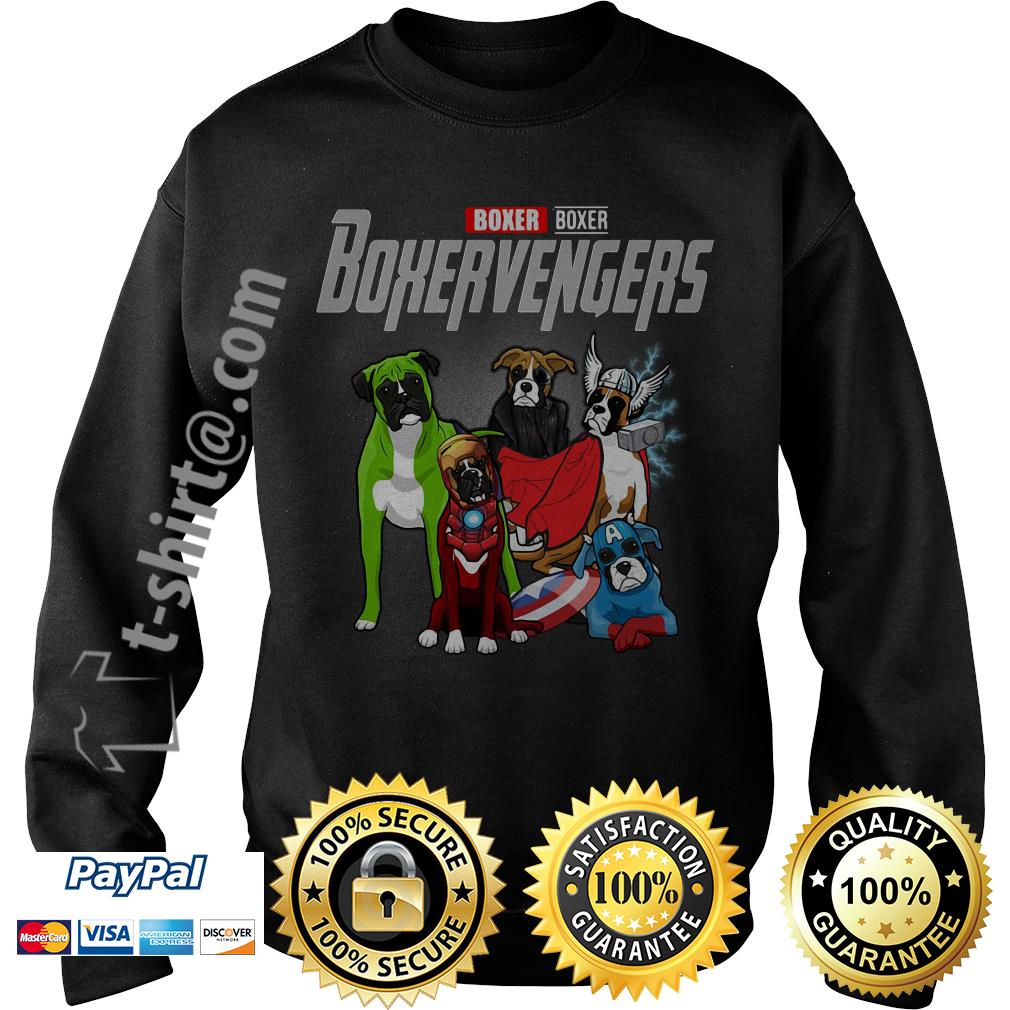 Marvel Boxer Boxervengers Sweater